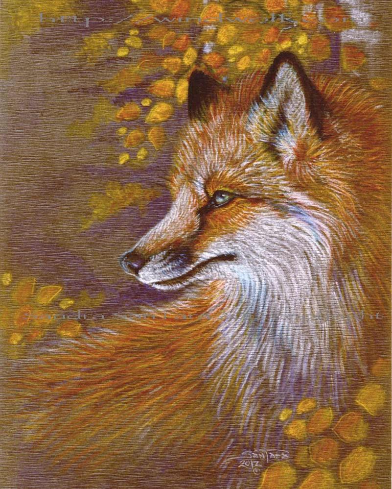 Foxfire Aspenglow by ssantara