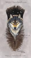 Wolf Guardian by ssantara