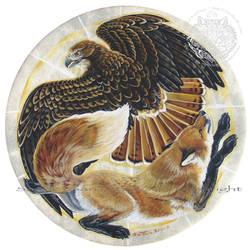Hawk Fox Spirit Dance