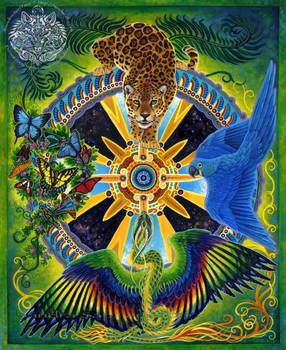Rainforest Spirit Shield