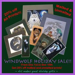 Big Ole Holiday Print Sale