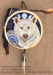Spirit Bear Moon Drum