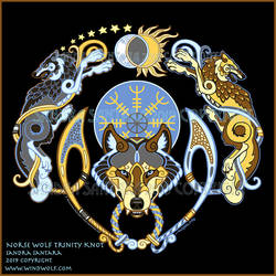 Norse Wolf Trinity