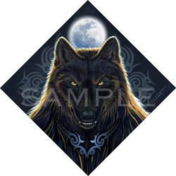 Werewolf Moon Bandana