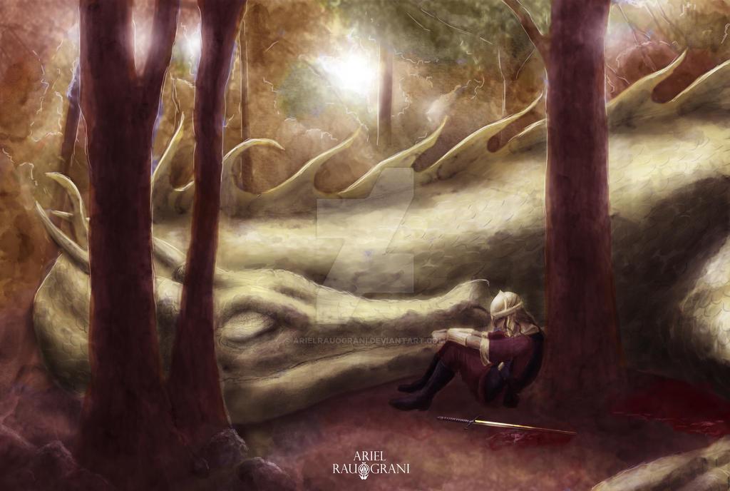 Sigurd y Fafnir