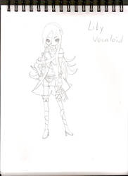 Lily by randomness113