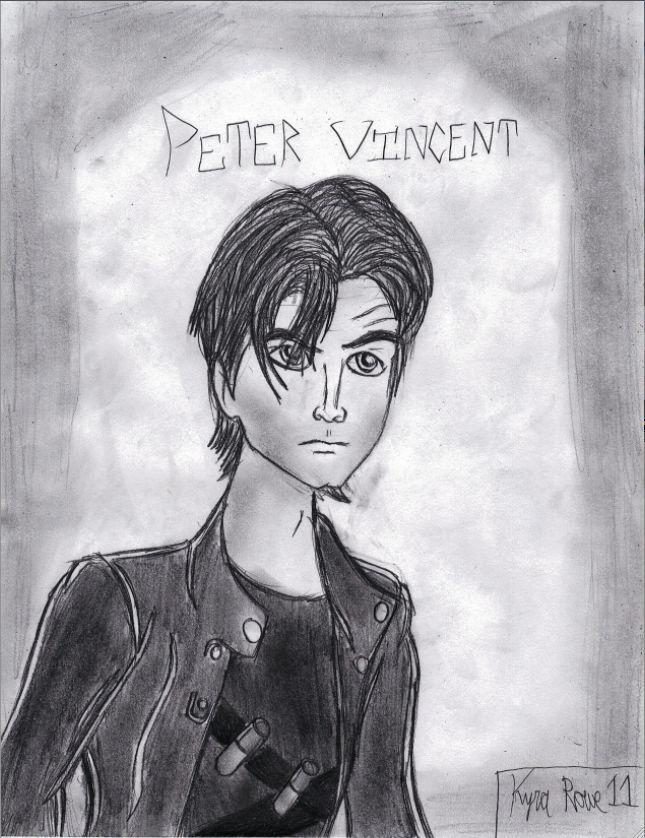 Peter Vincent