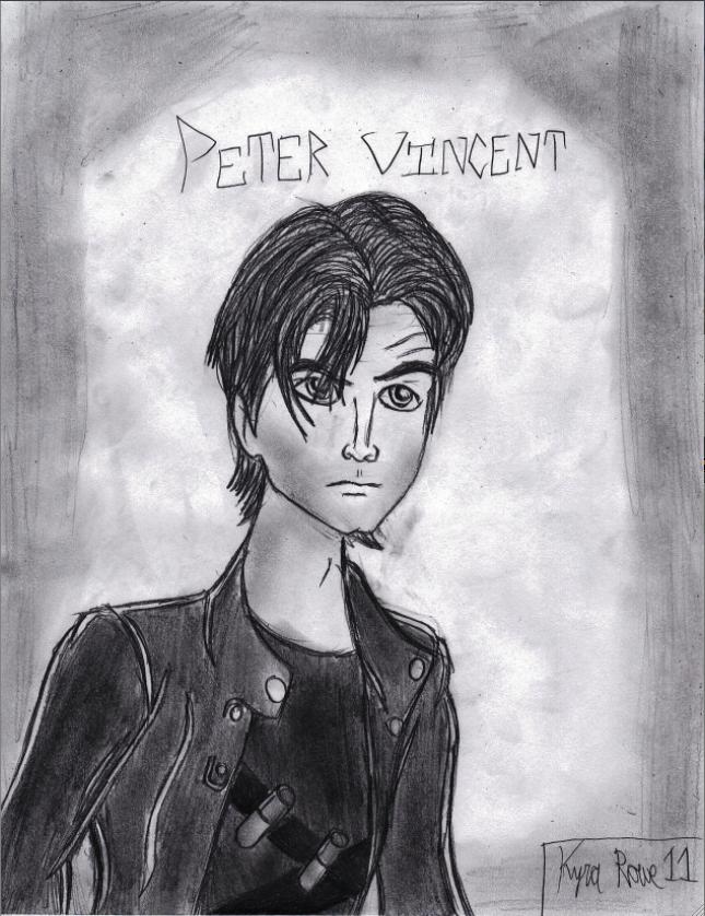 Peter Vincent by Enerdyte