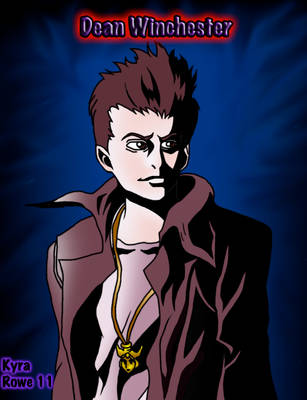Dean Winchester by Enerdyte