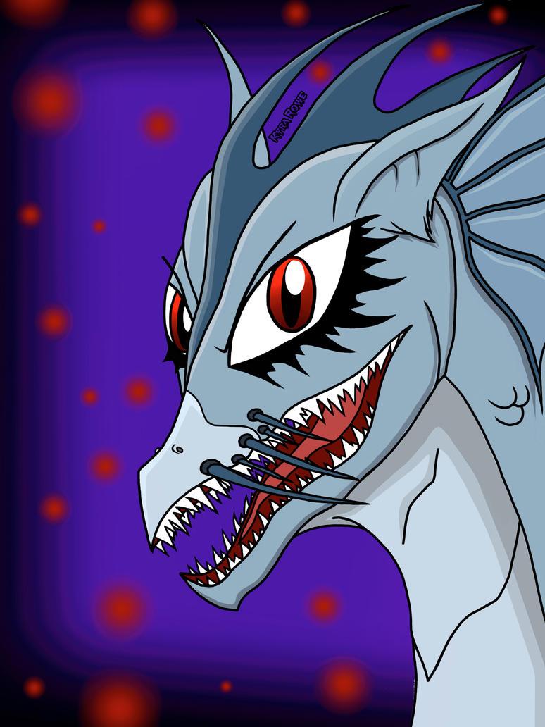 Dragon by Enerdyte