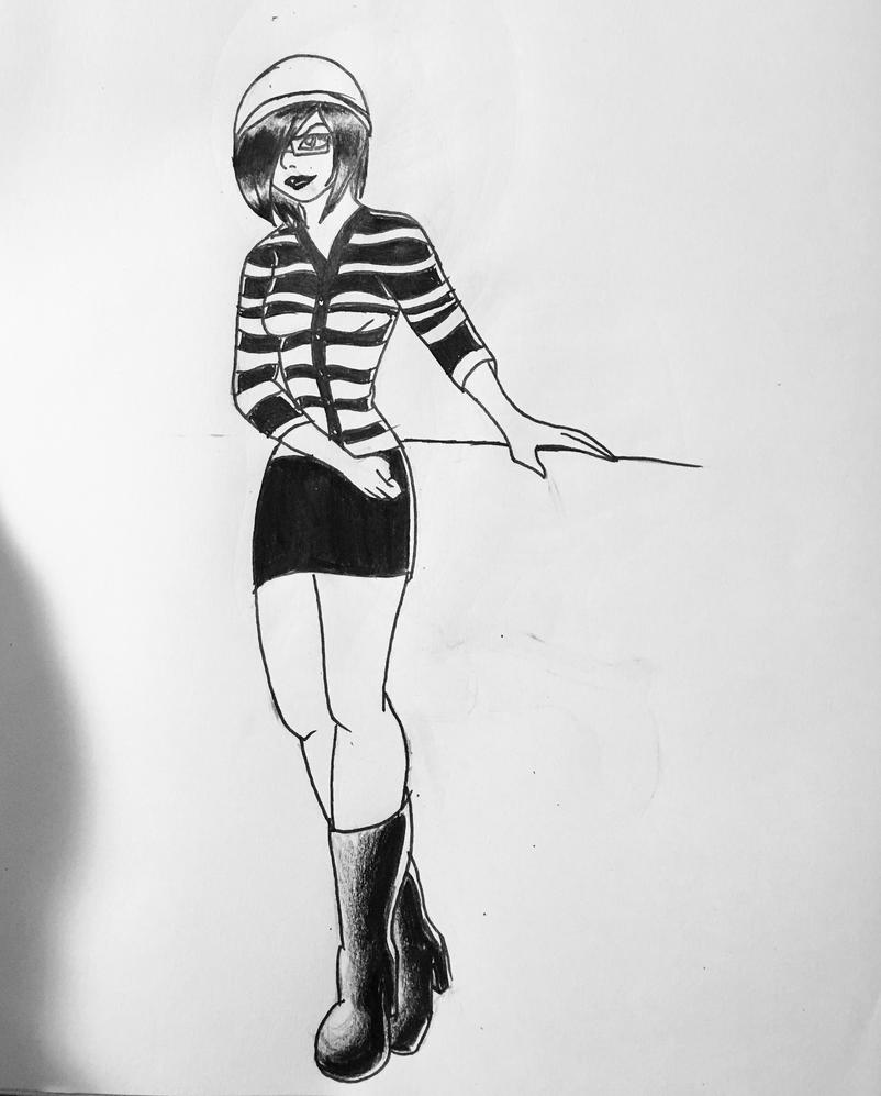 Full drawing of Jade by Enerdyte