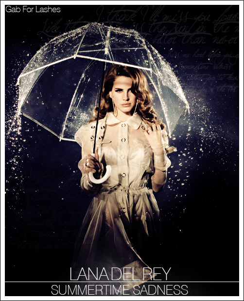 Lana Del Rey by GabForLashes