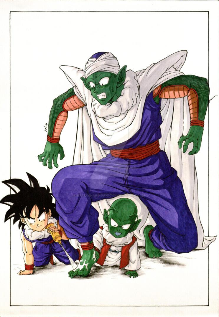 Pedo Piccolo by ByakuSharingan1017