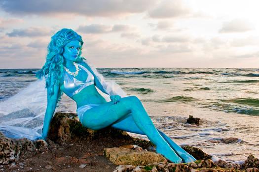 Aqua Girl 1