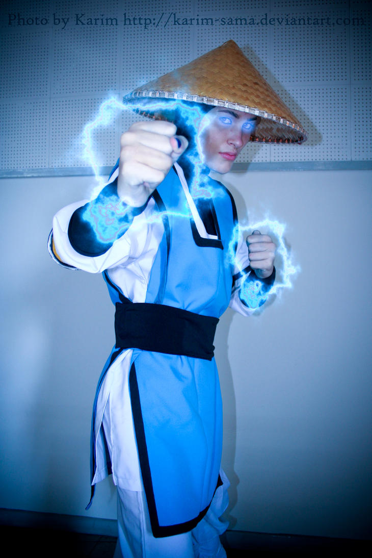 Pandy as Raiden by Karim-sama