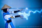 Raiden - Lightning Bolt