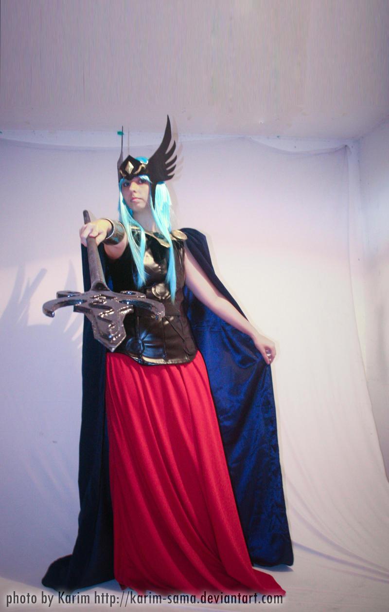 Polaris Hilda's Lance by Karim-sama