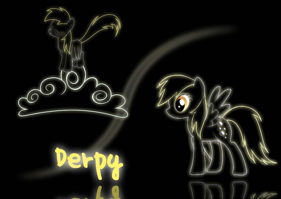Derpy Derp by TryHardBrony