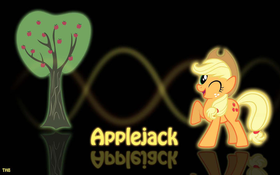 Apple Jack by TryHardBrony