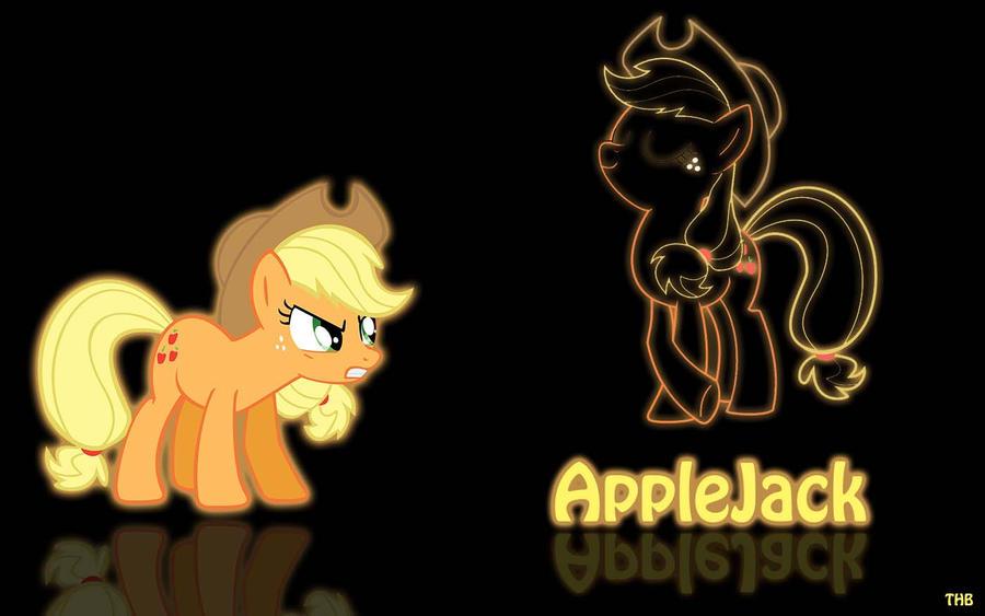 AppleJack2 by TryHardBrony