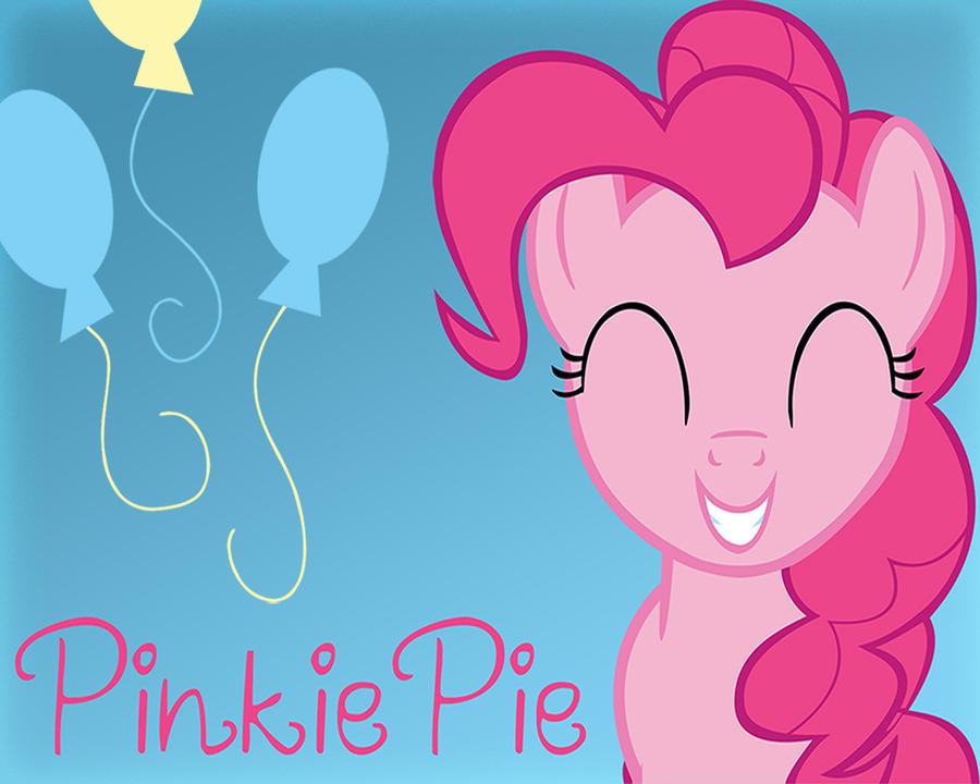 PinkiePie Smiles by TryHardBrony