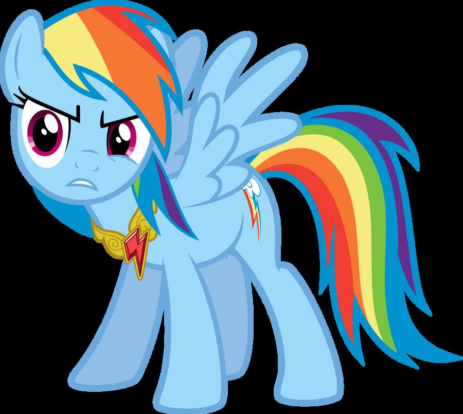 WTF Face Rainbow Dash by TryHardBrony