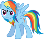 WTF Face Rainbow Dash