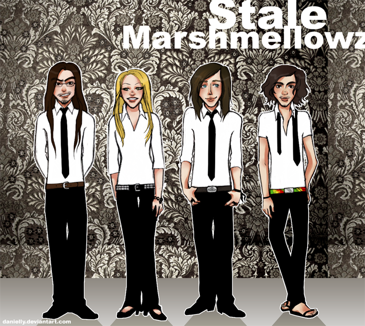 The Stale Marshmellowz