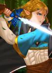 Playable Zelda