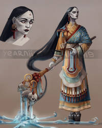 Adopt auction - [CLOSED] - Defender of the Temple by Yearniing-And-Heroin