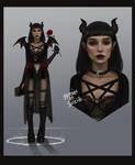 [Closed] Adopt auction - Demon-Succubus