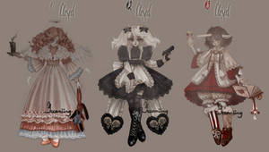 [CLOSED] [Auction] - Chibi - [24] by Yearniing-And-Heroin