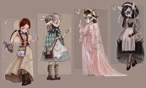 [OPEN 2/4] {Set Price Adoptables} - [35] by Yearniing-And-Heroin