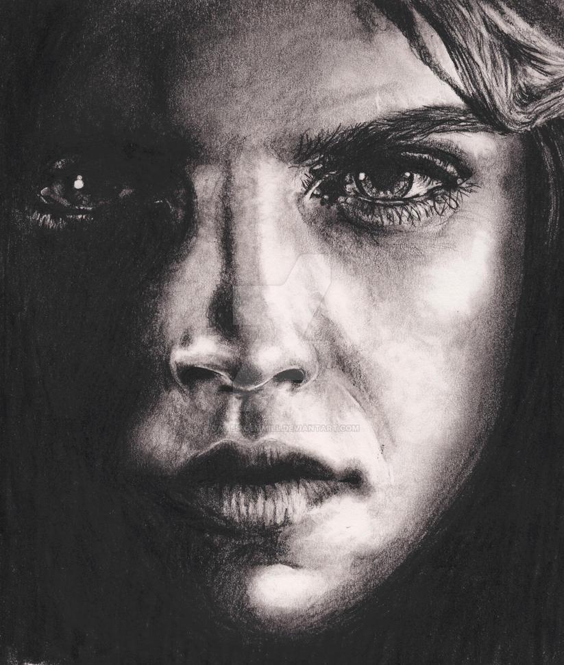 Hermione by James-Gemmill