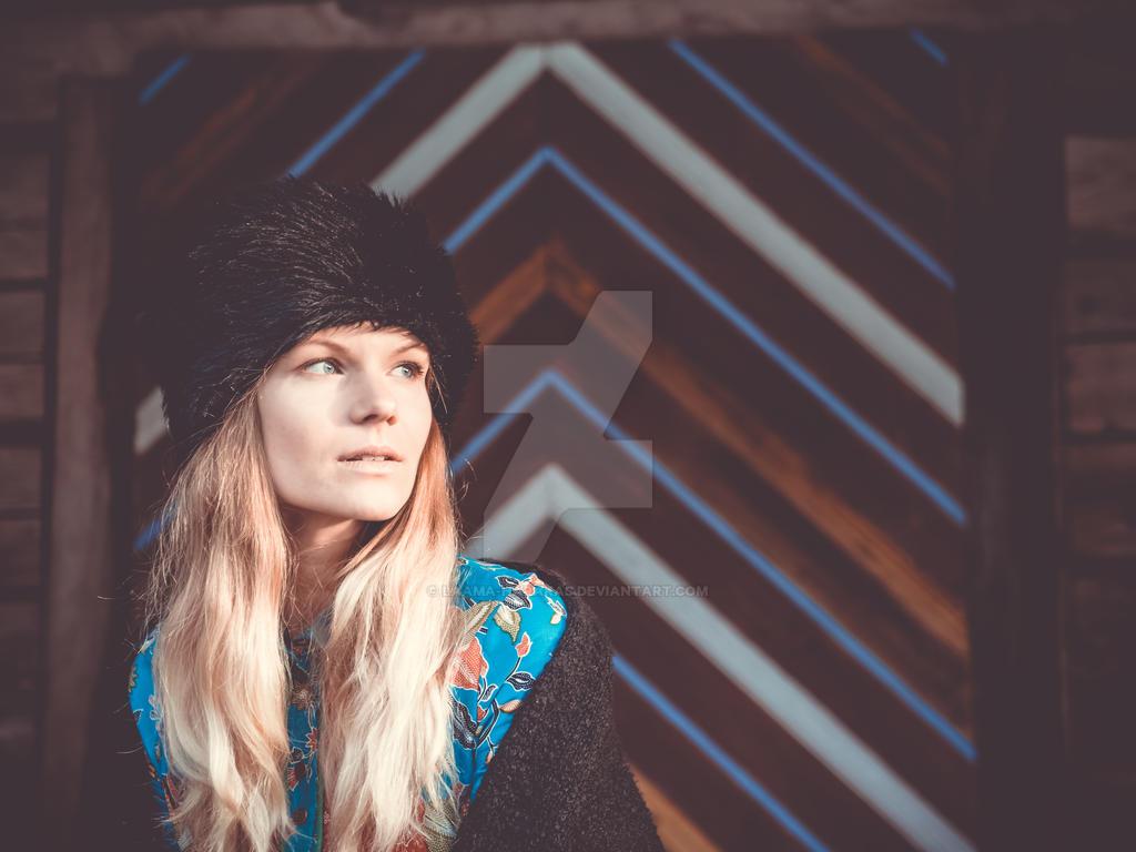 Winter Beauty pt 1 by Laama-Harakas