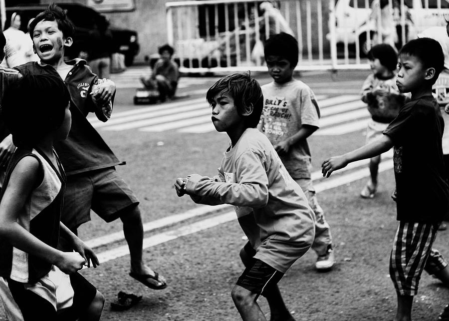 Street Fight by josepaolo