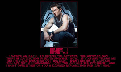 INFJ Motivational Poster by ConnMan8D