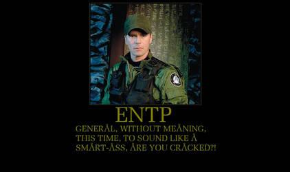 ENTP Motivational Poster by ConnMan8D