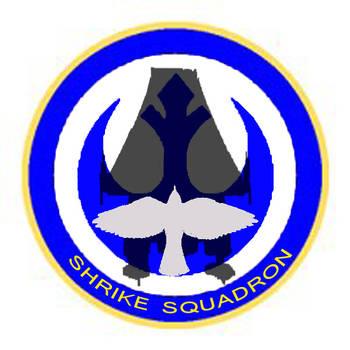 Shrike Squadron Symbol by ConnMan8D
