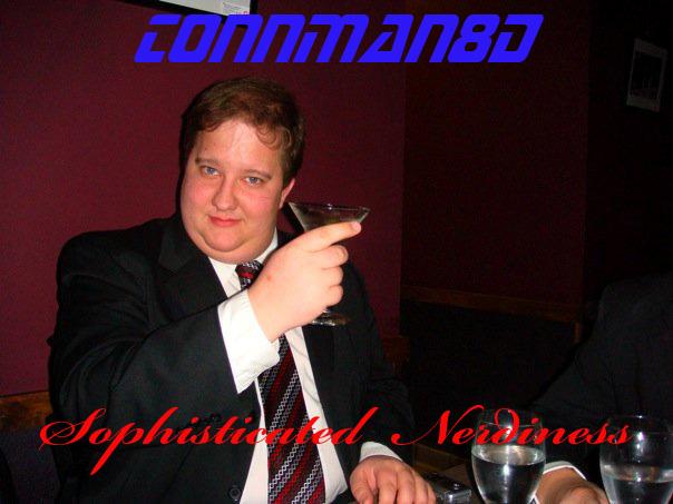 ConnMan8D's Profile Picture