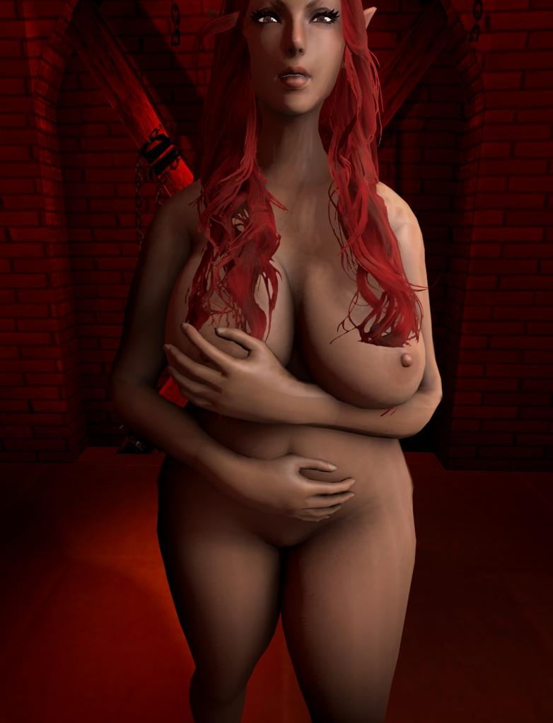 Elven BBW by R0ck4x3
