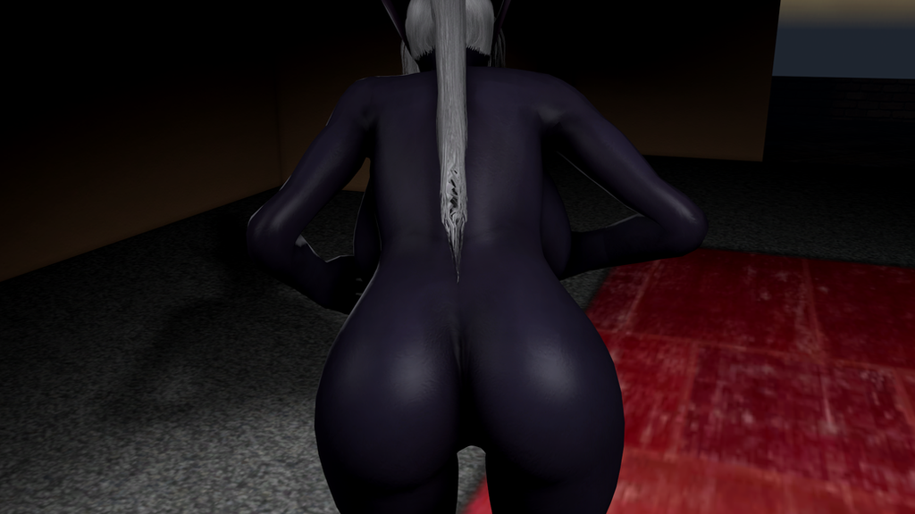 Elven booty by R0ck4x3