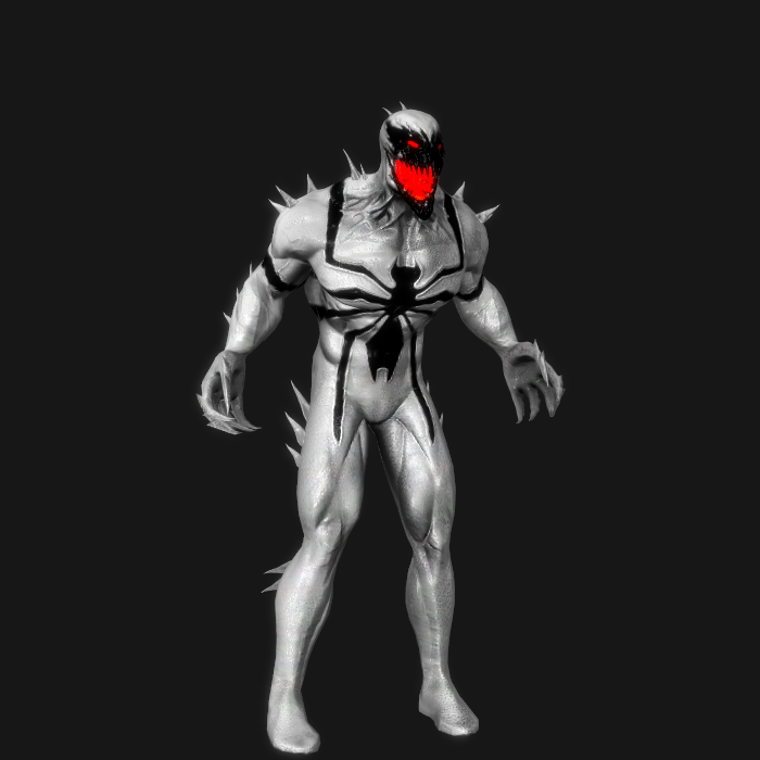 ... Marvel Venom Wallpaper: Marvel Character Portrait Anti-Venom 2 By R0ck4x3 On