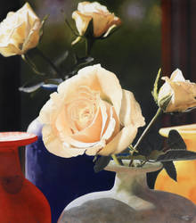 Four Roses by rondo858