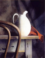 Bent Wood and Pitcher by rondo858
