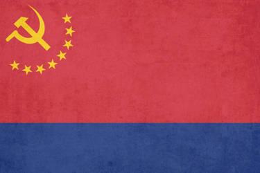 Flag of Communist Venezuela by ComradeMaxwell