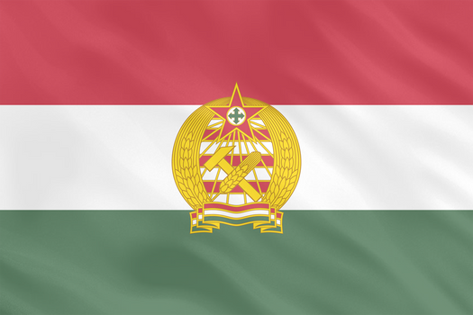 Flag of Social-Fascist Hungary