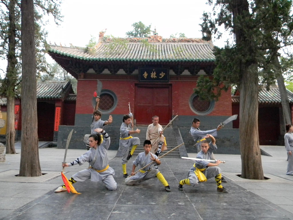 shaolin temple wallpaper - photo #9