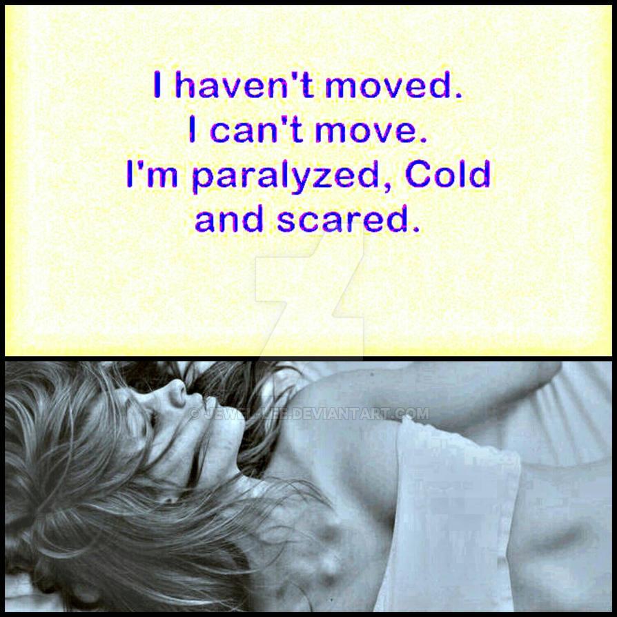 paralyzed by Jewel-lee