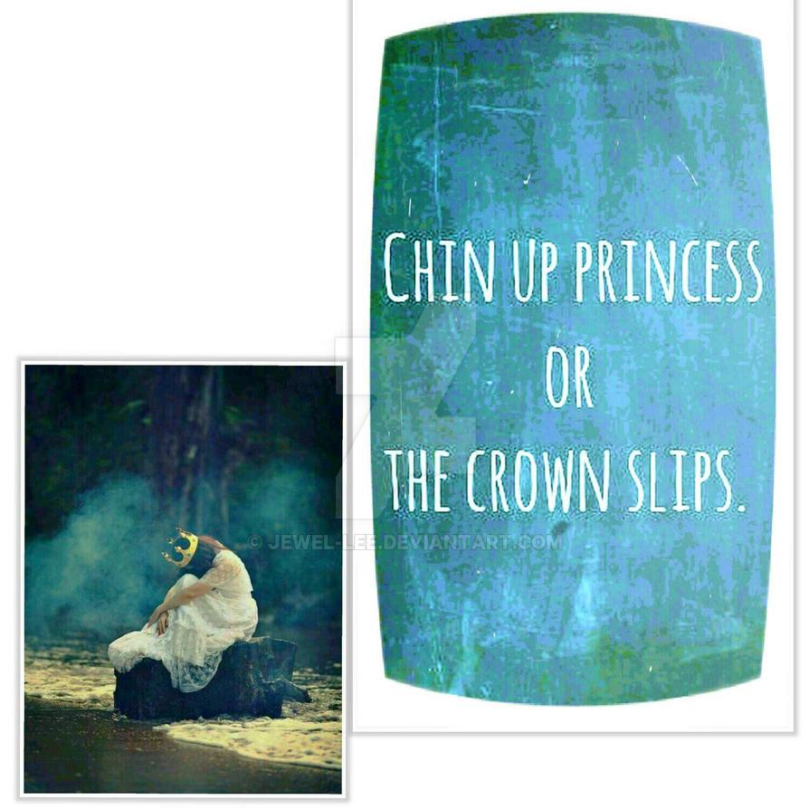 the crown slips by Jewel-lee
